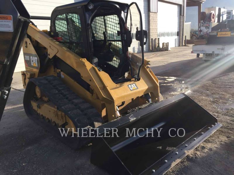 CATERPILLAR DELTALADER 289D C3 HF equipment  photo 1