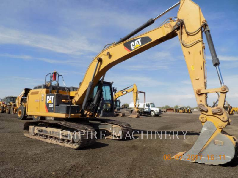CATERPILLAR KETTEN-HYDRAULIKBAGGER 324EL equipment  photo 1