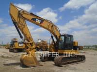 CATERPILLAR TRACK EXCAVATORS 321DL CR equipment  photo 1