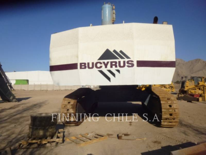BUCYRUS-ERIE BERGBAU-HYDRAULIKBAGGER RH40E equipment  photo 6