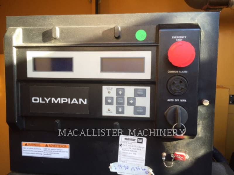 OLYMPIAN STATIONARY GENERATOR SETS G45 equipment  photo 6