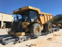Equipment photo CATERPILLAR 775F MINING OFF HIGHWAY TRUCK 1