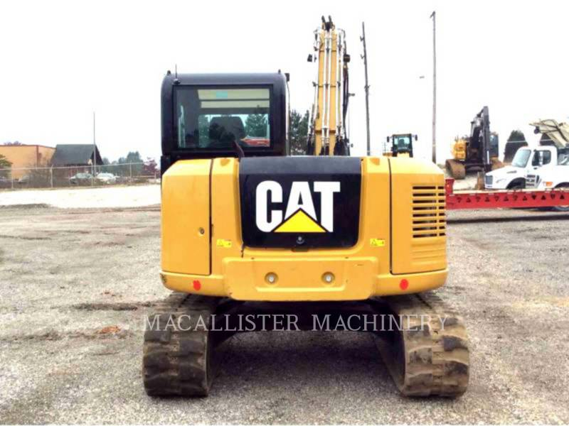 CATERPILLAR PELLES SUR CHAINES 308E equipment  photo 5