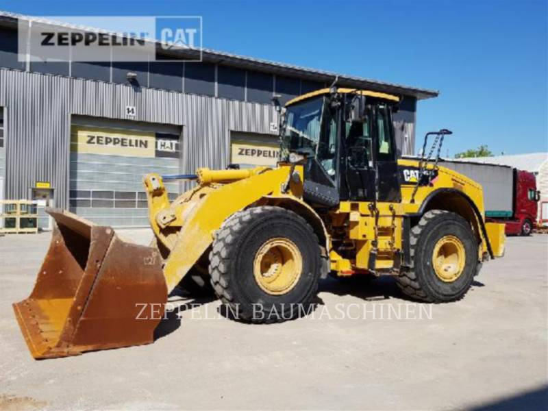 CATERPILLAR PALE GOMMATE/PALE GOMMATE MULTIUSO 962H equipment  photo 1