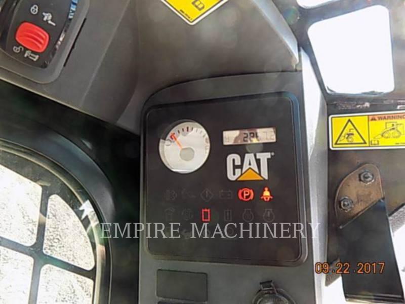 CATERPILLAR CARGADORES MULTITERRENO 299D equipment  photo 10