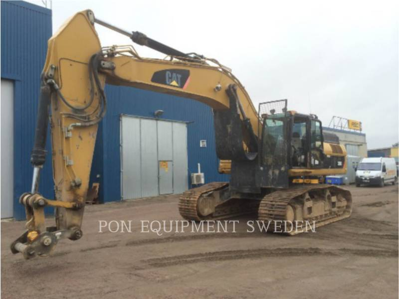CATERPILLAR EXCAVADORAS DE CADENAS 330DL HDHW equipment  photo 1