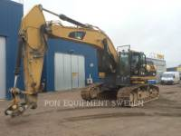 CATERPILLAR KETTEN-HYDRAULIKBAGGER 330DL HDHW equipment  photo 1