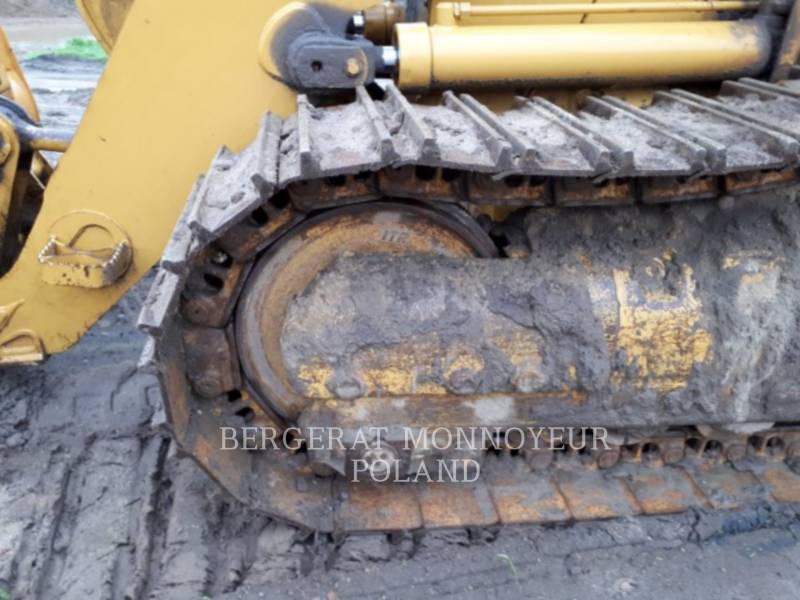 CATERPILLAR KETTENLADER 963 C equipment  photo 5