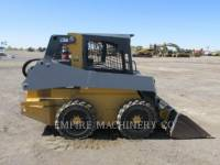 JOHN DEERE CHARGEURS COMPACTS RIGIDES 318E equipment  photo 2