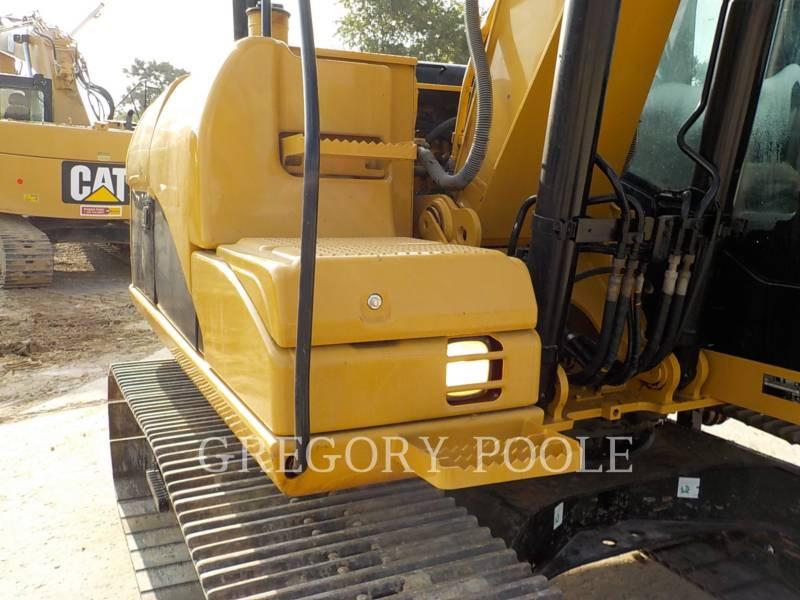 CATERPILLAR ESCAVATORI CINGOLATI 312D equipment  photo 6