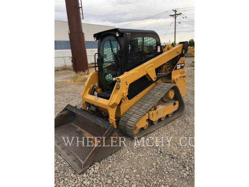 CATERPILLAR UNIWERSALNE ŁADOWARKI 249D C3-H2 equipment  photo 4
