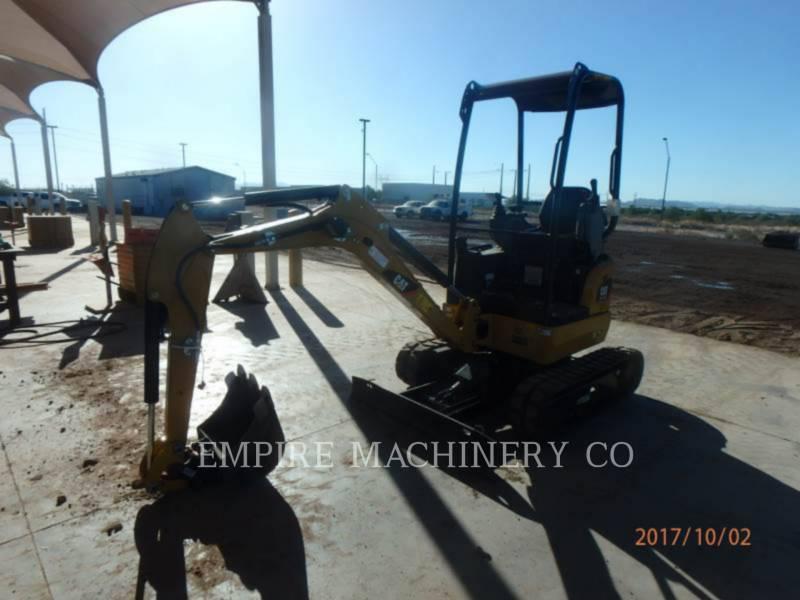 CATERPILLAR PELLES SUR CHAINES 301.7DCROR equipment  photo 4