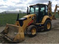 Equipment photo CATERPILLAR 420F2ST BACKHOE LOADERS 1