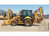 CATERPILLAR BACKHOE LOADERS 416E equipment  photo 1