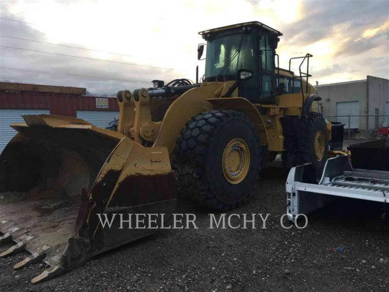 CATERPILLAR WHEEL LOADERS/INTEGRATED TOOLCARRIERS 980M AOC equipment  photo 2