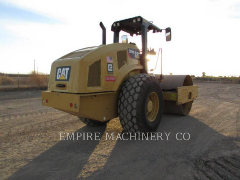 Caterpillar SUPORT TAMBUR SIMPLU PENTRU ASFALT CS54B equipment  photo 2