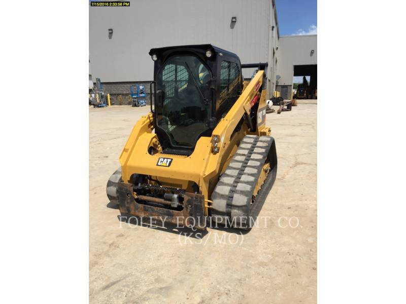 CATERPILLAR CARREGADEIRAS TODO TERRENO 289D equipment  photo 2
