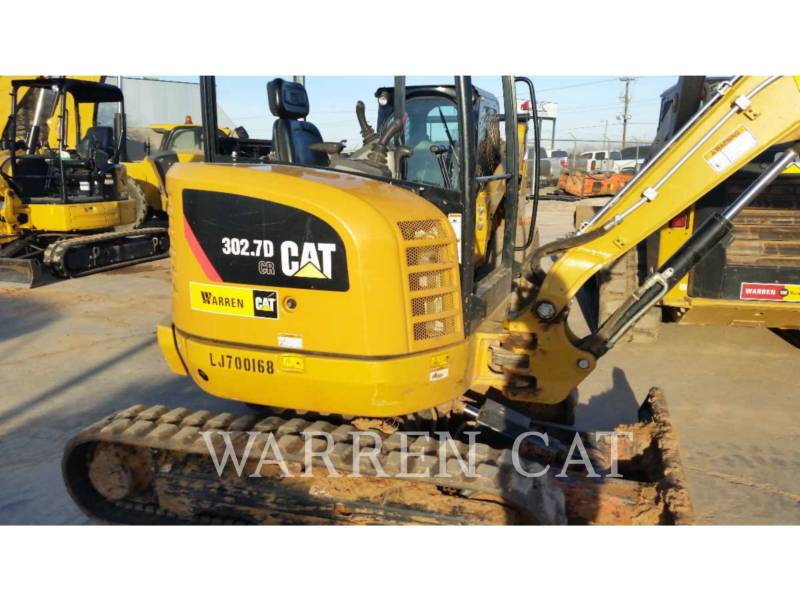 CATERPILLAR EXCAVADORAS DE CADENAS 302.7D equipment  photo 6