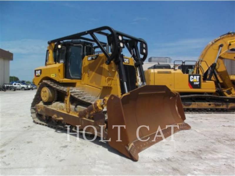 CATERPILLAR 履带式推土机 D8T equipment  photo 2