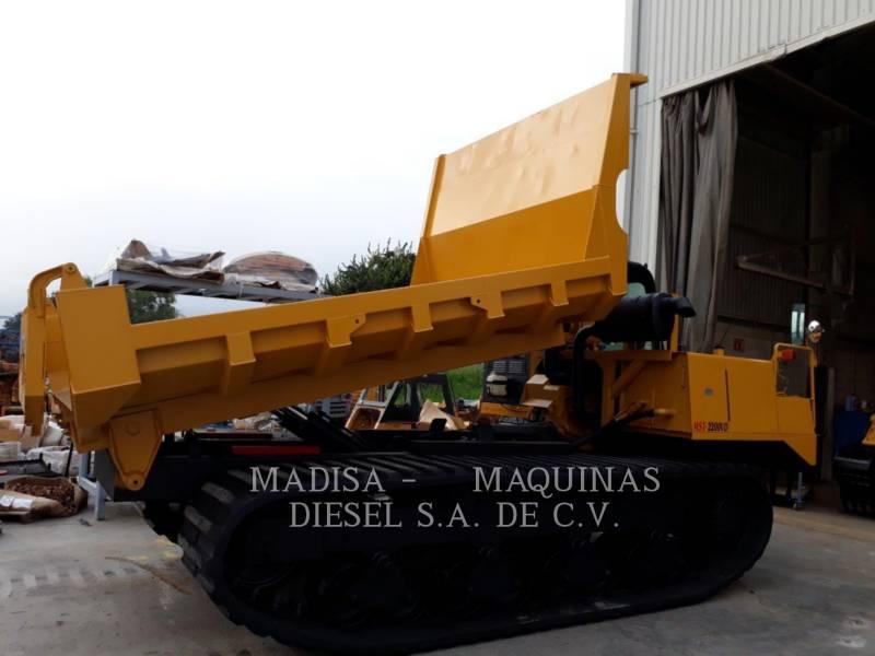 MOROOKA PICCOLI VEICOLI/CARRELLI MST2200VD  equipment  photo 4