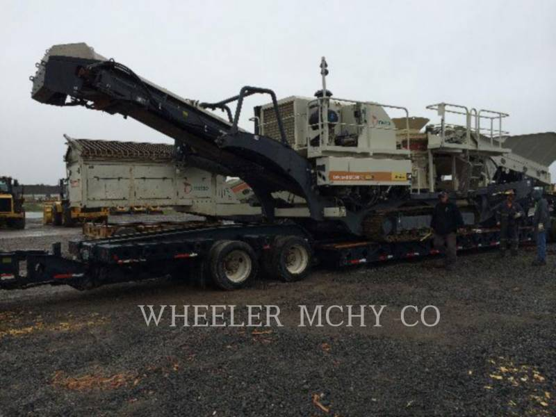 METSO TRITURADORAS LT200HPS equipment  photo 1