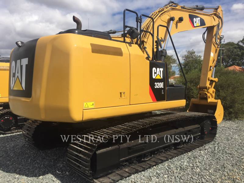 CATERPILLAR MINING SHOVEL / EXCAVATOR 320EL equipment  photo 5