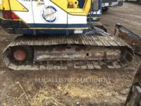 KOBELCO / KOBE STEEL LTD TRACK EXCAVATORS SK60 equipment  photo 19