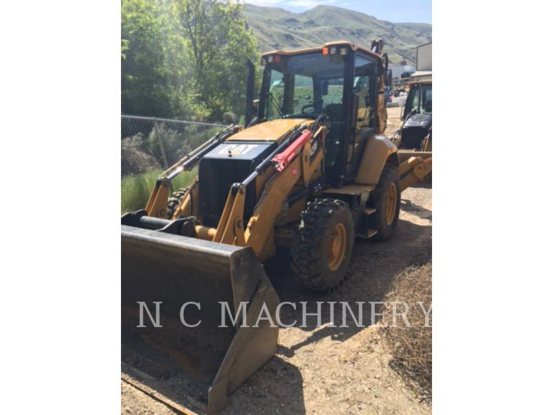 CATERPILLAR RETROEXCAVADORAS CARGADORAS 420F24ETCB equipment  photo 1