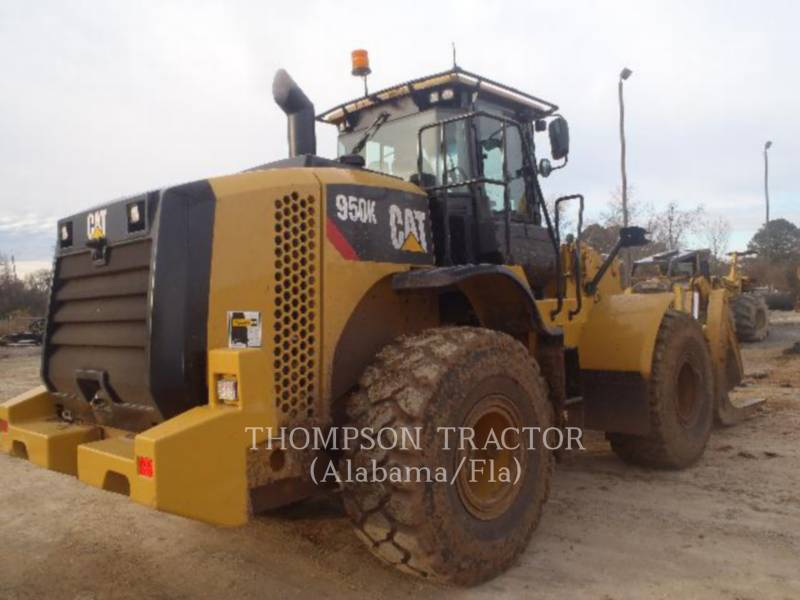 CATERPILLAR CARGADORES DE RUEDAS 950K LL equipment  photo 3