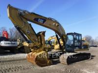 CATERPILLAR PELLES SUR CHAINES 329DL TH equipment  photo 1