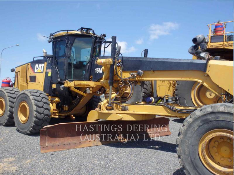 Used Caterpillar Mining Motor Grader 2 013 16m For Sale