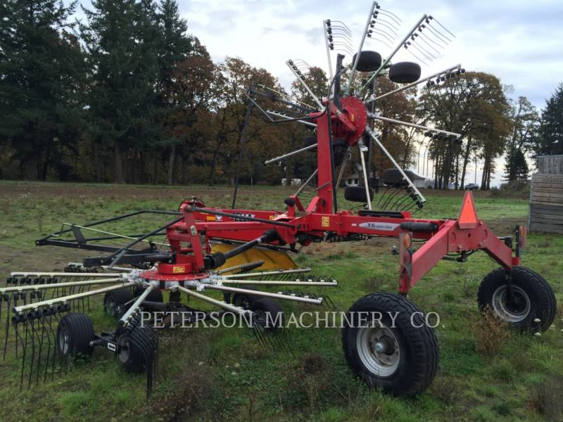 FELLA MATERIELS AGRICOLES POUR LE FOIN TS8055PRO equipment  photo 9