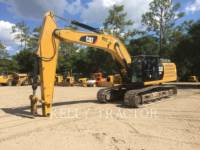 Equipment photo CATERPILLAR 336FL TRACK EXCAVATORS 1