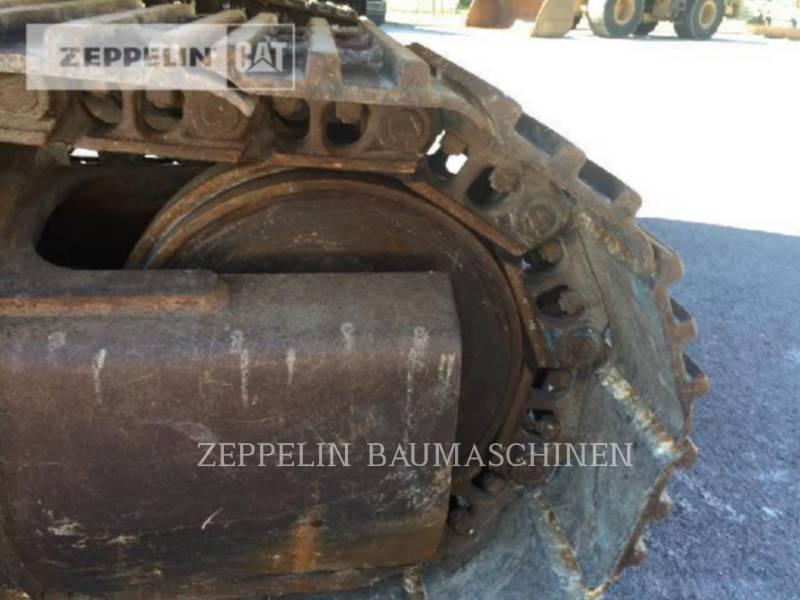 CATERPILLAR KETTEN-HYDRAULIKBAGGER 329ELN equipment  photo 12
