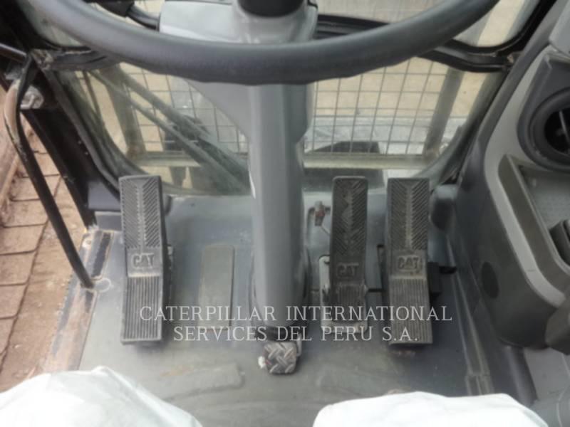 CATERPILLAR MOBILBAGGER M313 D equipment  photo 8