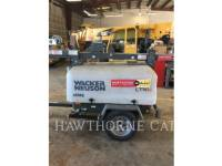 WACKER CORPORATION LIGHT TOWER LTN6C LITE equipment  photo 1