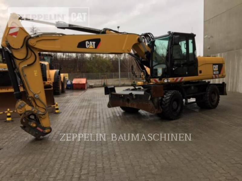 CATERPILLAR MOBILBAGGER M322D equipment  photo 2