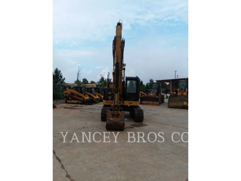 CATERPILLAR TRACK EXCAVATORS 314 W-THMB equipment  photo 8
