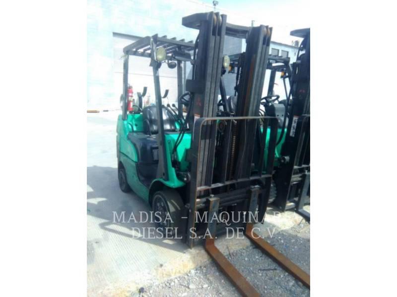 CATERPILLAR LIFT TRUCKS 叉车 FGC25N equipment  photo 4