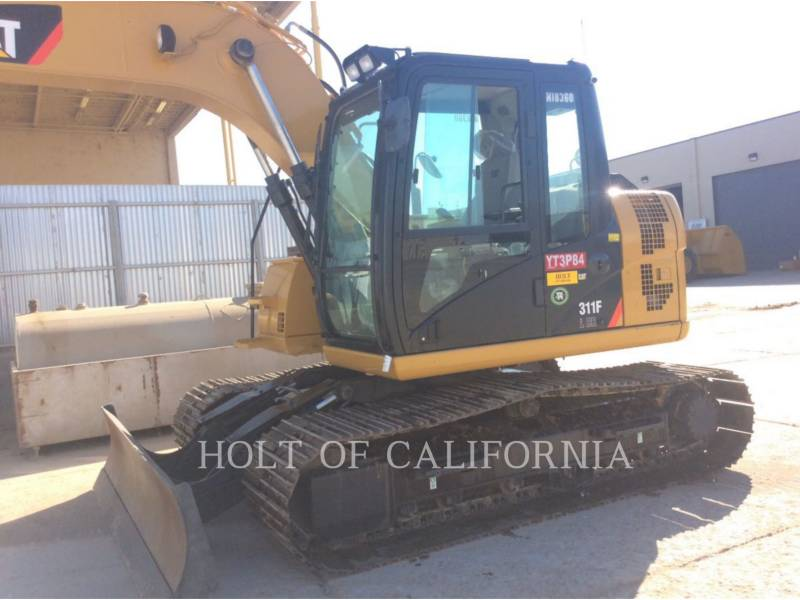 CATERPILLAR TRACK EXCAVATORS 311F RR equipment  photo 1