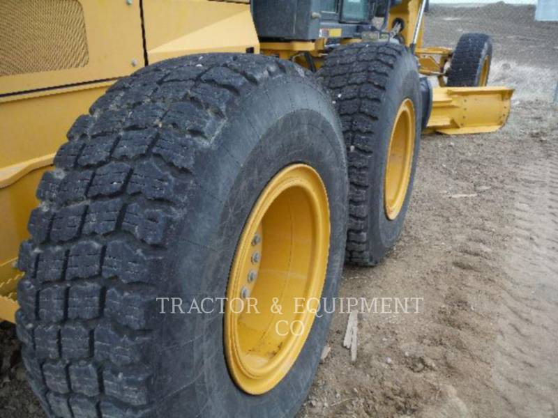 JOHN DEERE MOTOR GRADERS 770GP equipment  photo 8