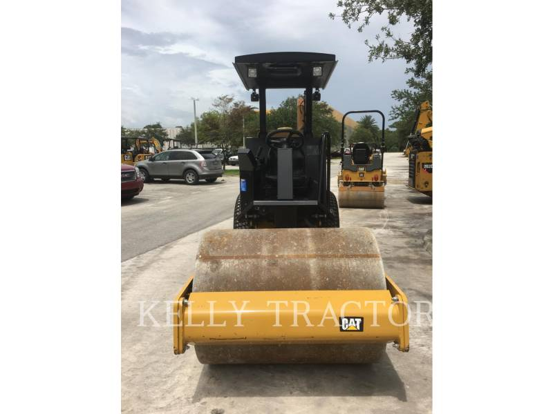 CATERPILLAR VIBRATORY SINGLE DRUM SMOOTH CS34 equipment  photo 10
