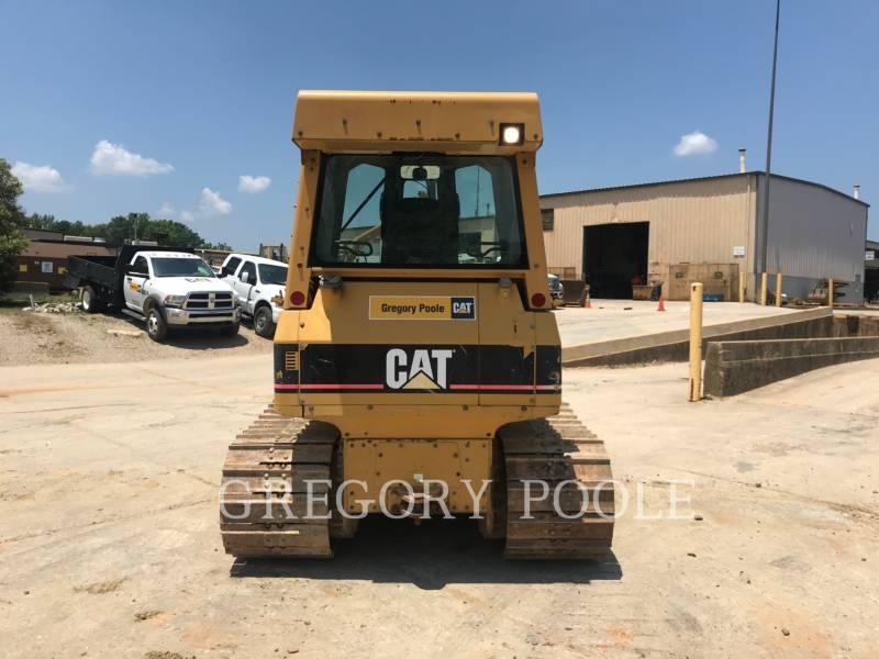 CATERPILLAR TRACK TYPE TRACTORS D3G equipment  photo 4