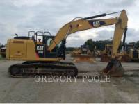 CATERPILLAR KETTEN-HYDRAULIKBAGGER 320E/HYD equipment  photo 7