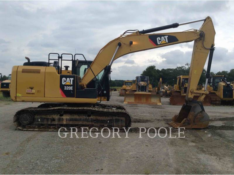 CATERPILLAR PELLES SUR CHAINES 320E/HYD equipment  photo 7