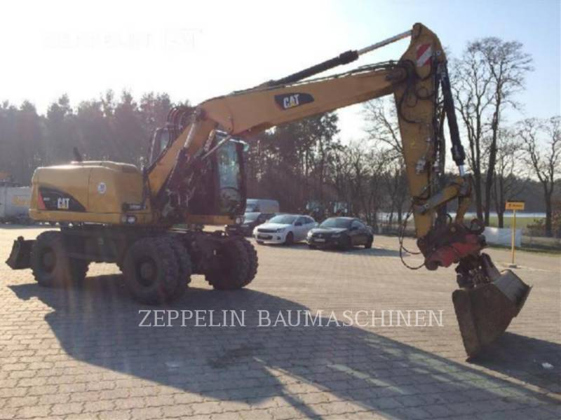 CATERPILLAR WHEEL EXCAVATORS M313D equipment  photo 2