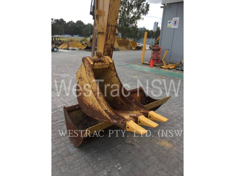 CATERPILLAR KETTEN-HYDRAULIKBAGGER 312E equipment  photo 12