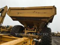 CATERPILLAR KNICKGELENKTE MULDENKIPPER 740B TG equipment  photo 10