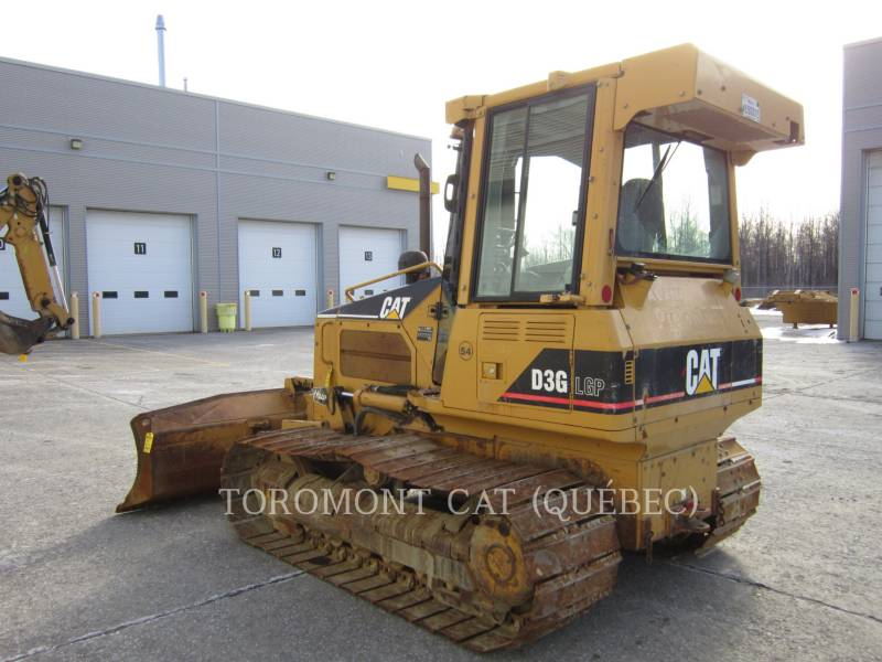 CATERPILLAR ブルドーザ D3GLGP equipment  photo 4