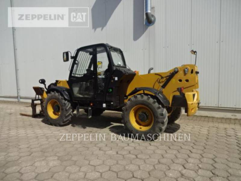 CATERPILLAR TELEHANDLER TH414C equipment  photo 2